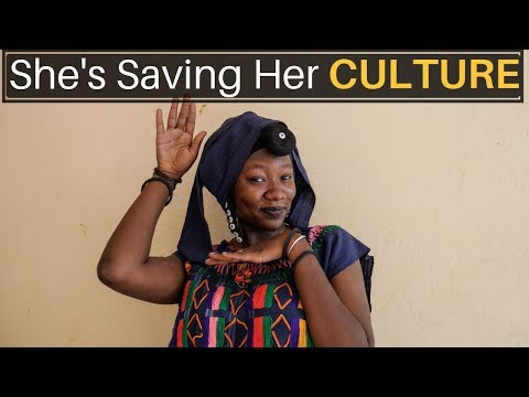 She's Saving Her Culture (NIGER)