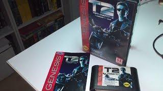 Распаковка полное прохождение игры Terminator 2 Judgment Day SEGA