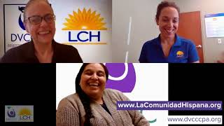 Meet the Team LCH and Domestic Violence Center of Chester County (DVCCC) - SPA