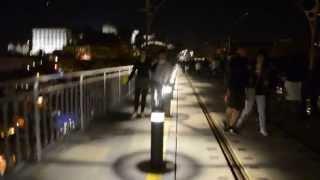 Ponte D. Luís no Porto a tremer!!