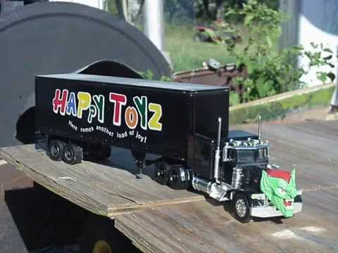Maximum Overdrive Truck 1 32 Scale Youtube
