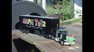 Maximum Overdrive truck - 1:32 scale