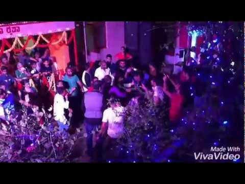 Mukesh/Sahana mehendi party . PILI/HULI dance video