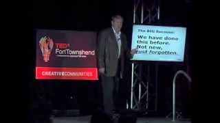 Living Our Creativity: Neil Dawe at TEDxFortTownshend 2013