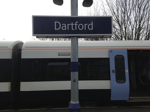 Full Journey on Southeastern from London Victoria to Dartford (via Lewisham and Bexleyheath)