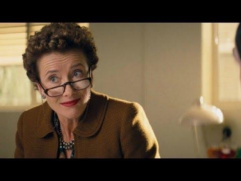 Saving Mr. Banks Feature  Emma Thompson as P. L. Travers   Disney HD