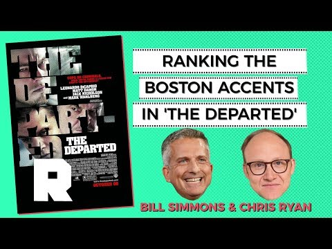 Ranking the Boston Accents in