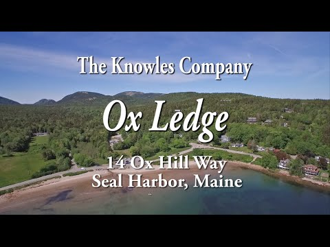 Ox Ledge,  Seal Harbor Maine