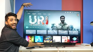 OnePlus TV 55-Inch 4K QLED Smart TV: Unboxing | How to Setup | Comparison with Mi TV, MarQ TV