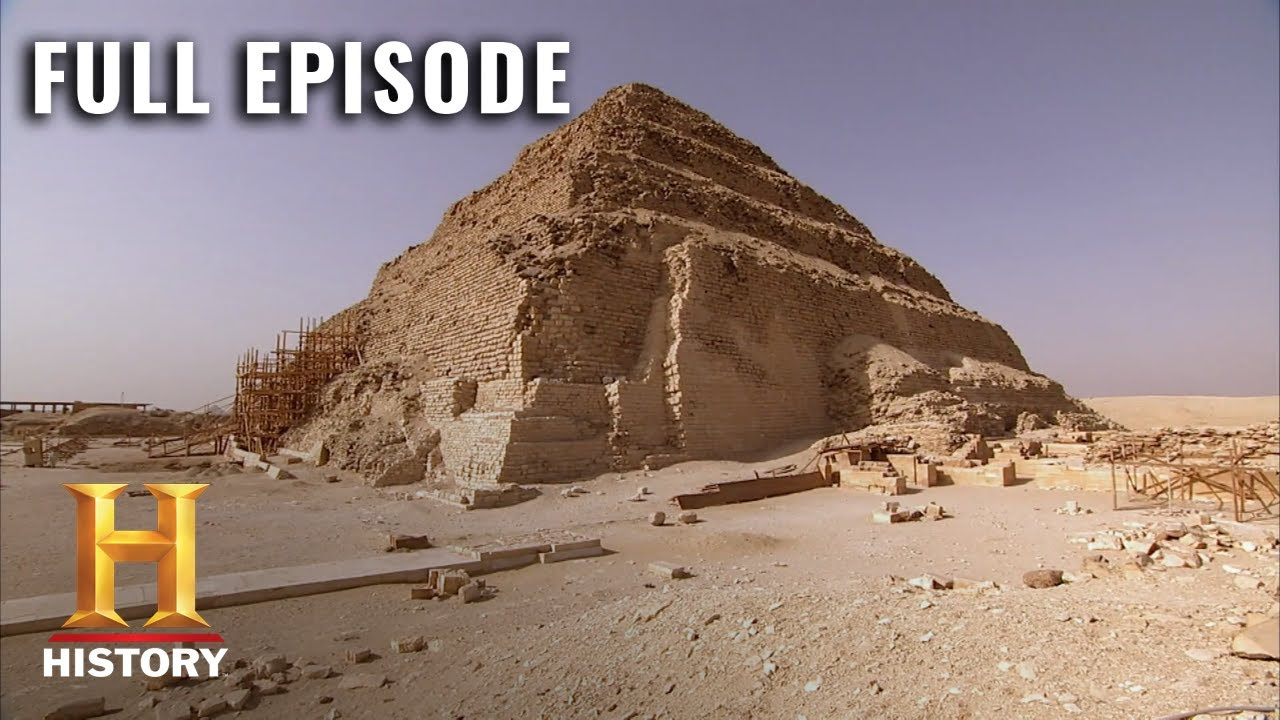 Cities of the Underworld: Egyptian Tomb of Lost Mummies (S3, E11)   Full Episode   History