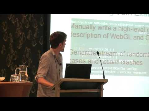 Browser GFX Security - Ben Hawkes