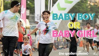 Dantes Baby # 2 Gender Reveal | The Dantes Squad