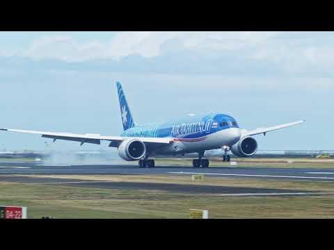 Air Tahiti Nui (Boeing 787 - F-OMUA)....