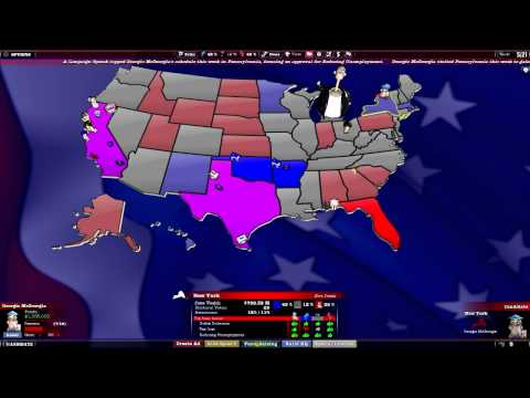 Northernlion and Friends Play: The Political Machine 2012 with JSmithOTI! [Episode 1]