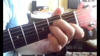Сплин - Бони и Клайд (Аккорды на гитаре в Am и Dm)