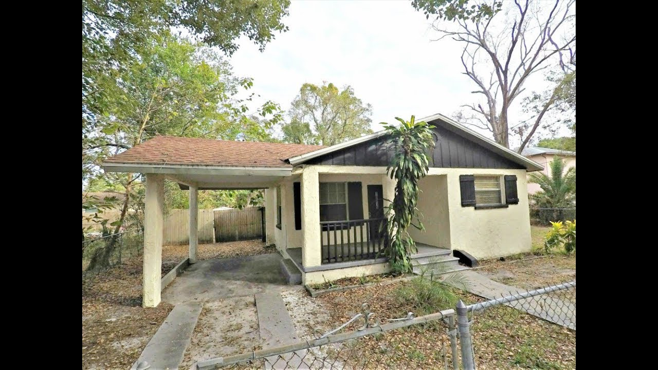 Sold 10019 N Jasmine Ave Tampa Fl 33612 1118 Sq Ft 3