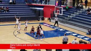 Plano vs. Allen Girls Basketball Highlights