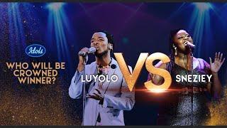 Idols SA LIVE FINALE  Idols South Africa