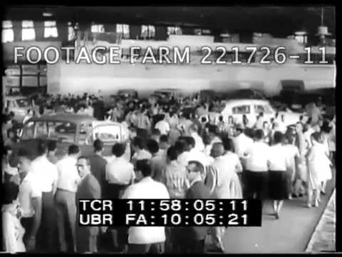 Brazil: Goulart Deposed in Coup D'Etat  221726-11 | Footage Farm