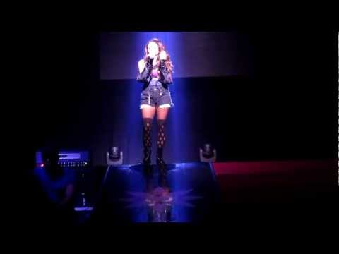 Little Mix DNA TOUR 2013 - Turn Your Face