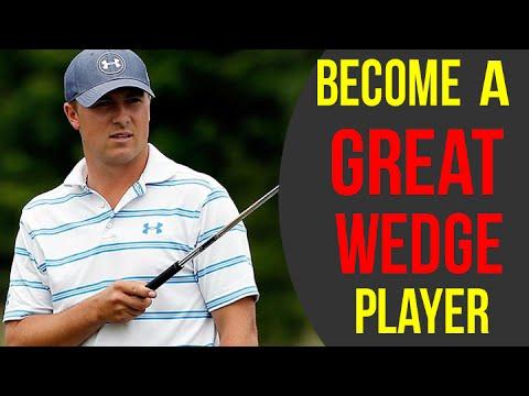 Jordan Spieth Wedge Shot  | Learn Why He Is So Good