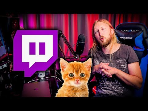 WHY DID I START TWITCH and why should you watch?