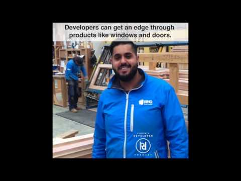 19 – How windows and doors can open up selling opportunities for a property developer