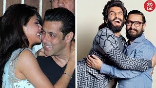 Salman - Jacqueline To Shoot 'Race 3' Song In Bangkok | Ranveer - Aamir To Come For An Ad- Film?