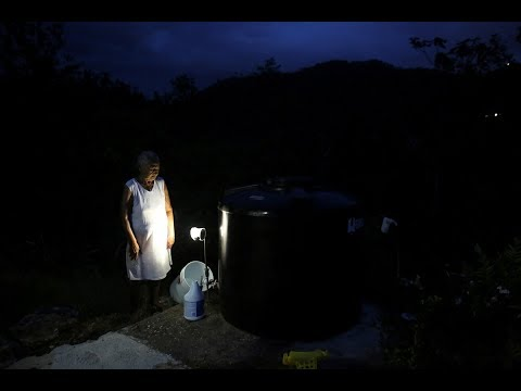Hundreds still without power in Puerto Rico as power outages continue