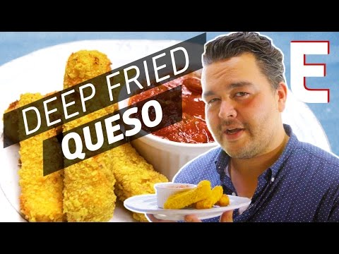 Combine Queso and Corn Chips to Make the Cheese Sticks of Your Dreams
