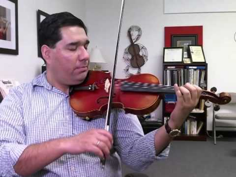 Jingle Bells on Violin (Easy)