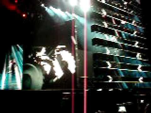 Candy Shop Madonna Live en Santiago de Chile
