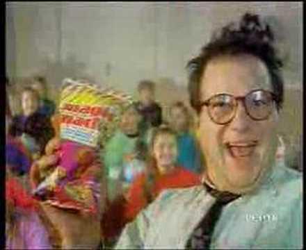 Reklama Star Foods (1991), występuje Piotr Gąsowski