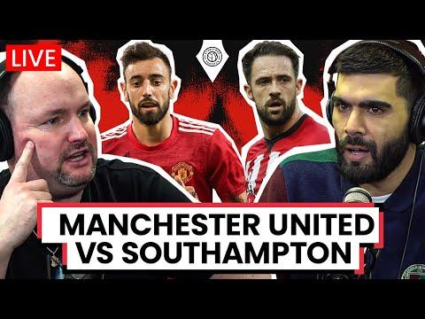Manchester United 9-0 Southampton | LIVE Stream Watchalong
