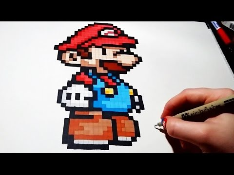 Pixel Art Pokemon Charmander Easy Youtube