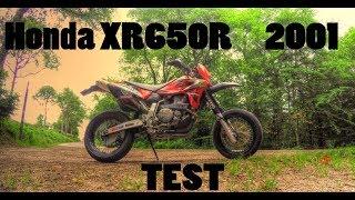 (Essai) La Honda XR650R en 3 minutes (Le Supermotard méconnu)