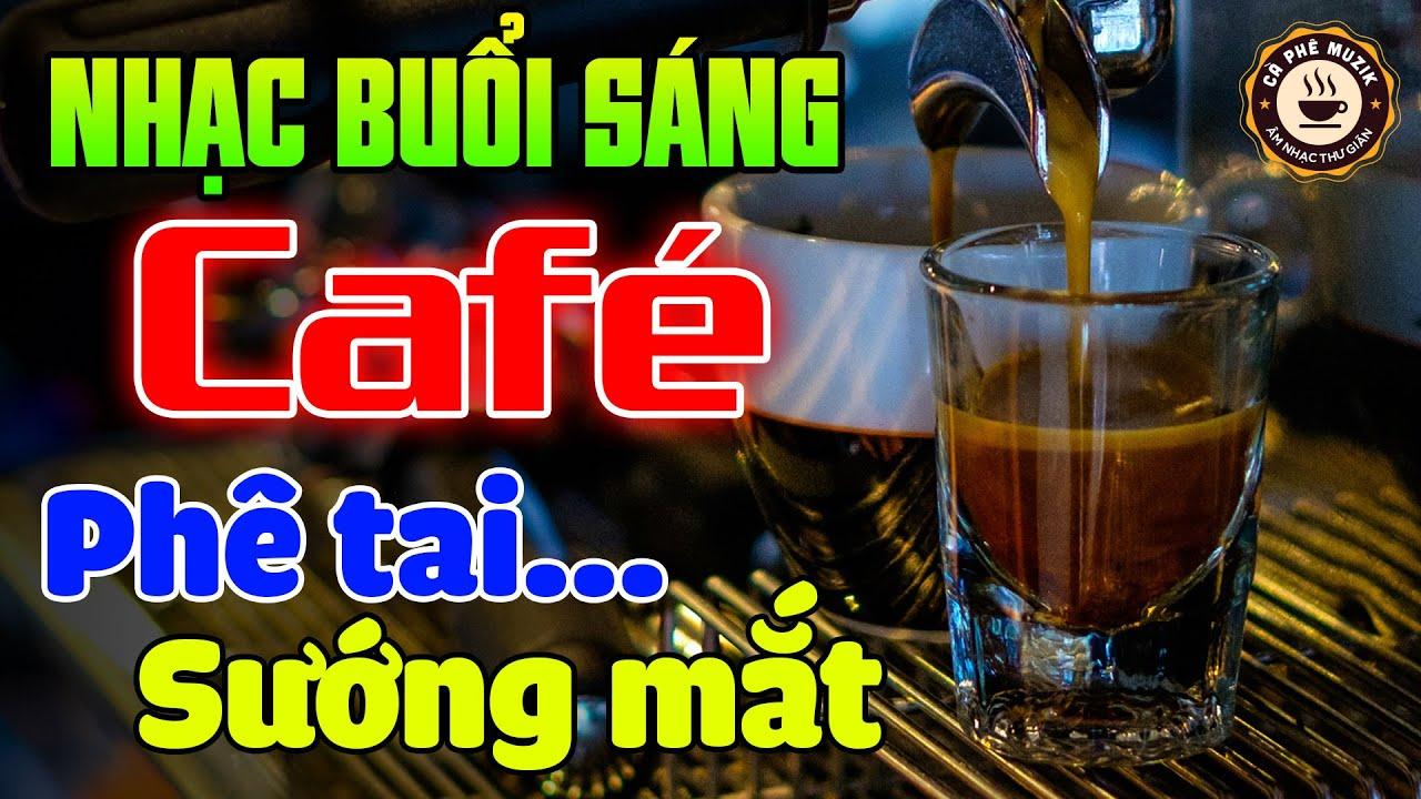 Đỉnh Cao Nhạc Không Lời Buổi Sáng Phê Tai Sướng Mắt | Hòa Tấu Guitar Không Lời | Nhạc Cafe Buổi Sáng