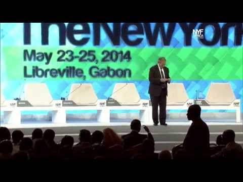 NYFA 2014 - The Moroccan Business Model [In English]