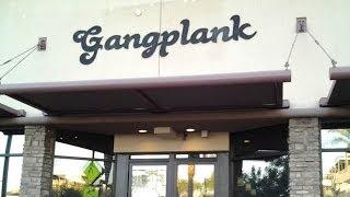 Hackerspaces - GangPlank in Chandler, AZ