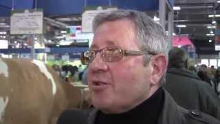 Henri Piveteau, Éleveur de Simmental en Vendée (85)