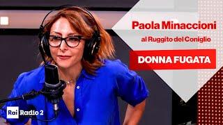 Donna Fugata, ovvero Paola Minaccioni, al Ruggito del coniglio
