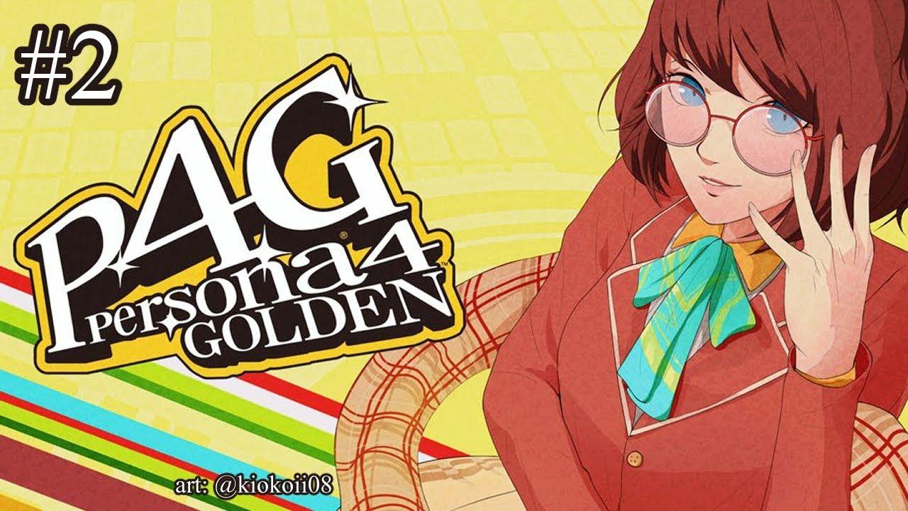 (Persona 4 Golden) Yukiko saved, now we chillin' I guess【NIJISANJI ID | Hana Macchia】