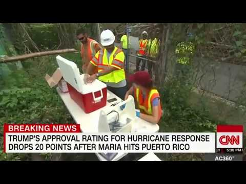 Crisis in Puerto Rico - Desperate Residents Drink Potentially Contaminated Water - Puerto Ricans