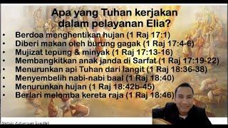 Ev. Gusnadi Putra  - The Treshold of Faith -