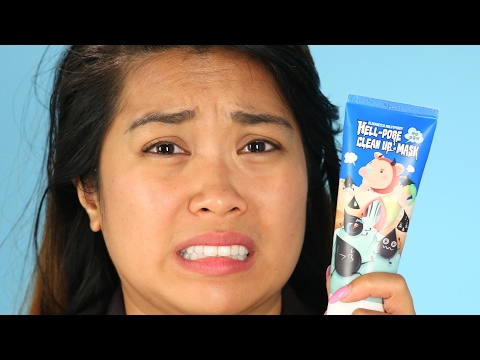 "Thumbnail: Women Try The ""Most Painful"" Face Mask"
