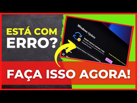 Como resolver todos os erros do Windows Update (100%Funcional)
