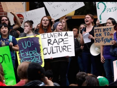 Wendy McElroy - Rape Culture Hysteria