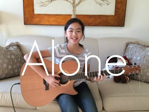 Alone ~ Alan Walker | Fingerstyle Guitar Cover by Lanvy