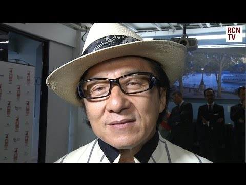 The Expendables 4 Jackie Chan Interview thumbnail