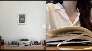 [vlog]일상 브이로…